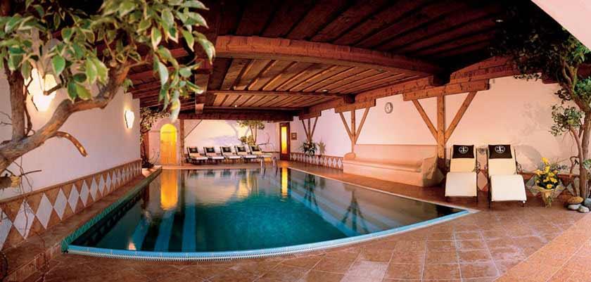 Berghof Hotel, Neustift, Austria - Indoor pool.jpg